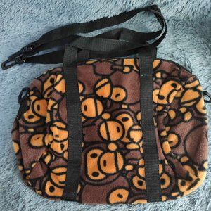 Baby Milo Mini Duffle Crossbody Bag